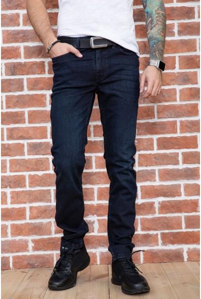 Темно-синие мужские джинсы 171R006 53661