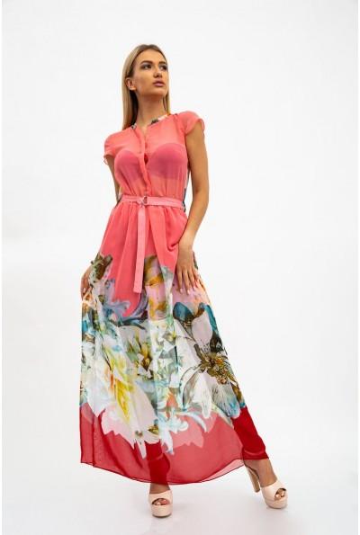 Платье женкое 115R306 цвет Розовый