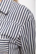 Блуза 115R365 цвет Серо-синий скидка