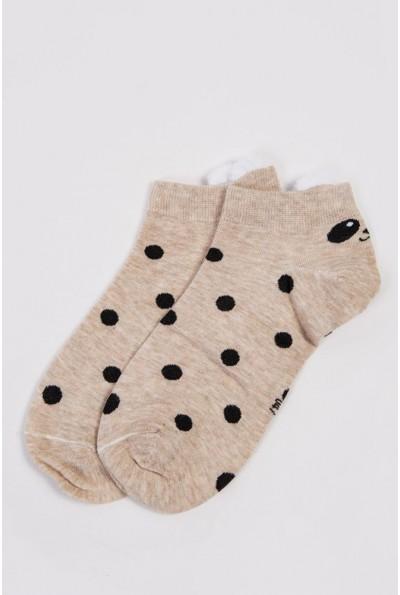Носки женские короткие  151R2208-2 цвет Бежевый