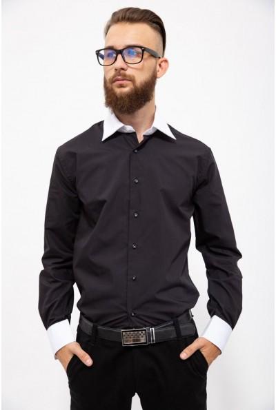Рубашка 0505CR цвет Черно-белый