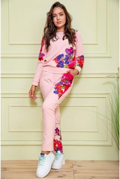 Спортивный костюм женский 172R1266 цвет Персиковый 61693