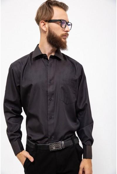 Рубашка 300-7 цвет Черный