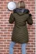 Куртка женская демисезонная  цвет хаки 129R2662-3 стоимость