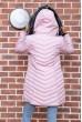 Куртка женская демисезонная  цвет пудровый 129R2662-3 цена 1349.0000 грн