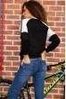 Батник женский  цвет черный 180R560 стоимость