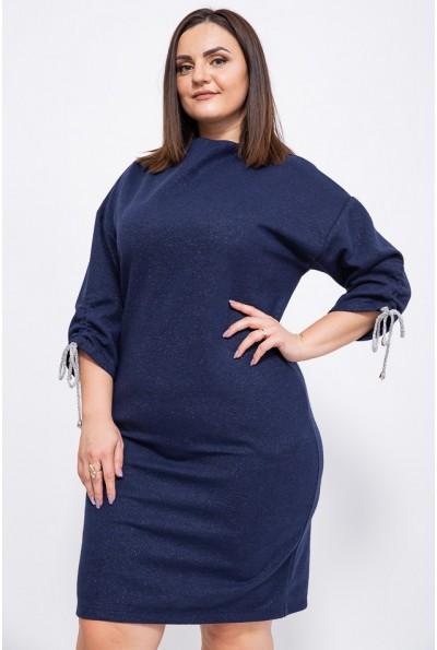 Платье 150R639 цвет Темно-синий