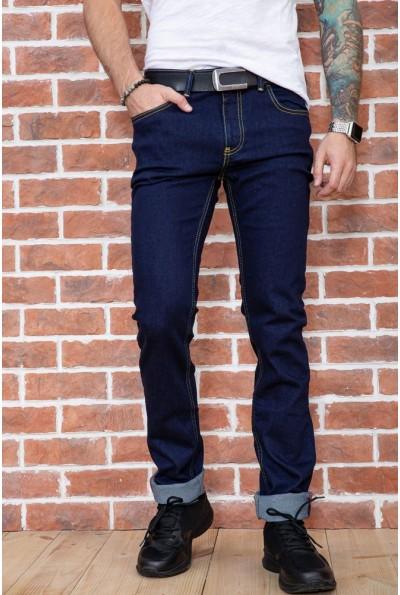 Джинсы мужские 171R001 цвет Темно-синий 53623