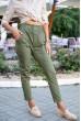 Брюки женские 149R9311-6 цвет Хаки недорого