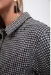 Пиджак женский 115R220-23 цвет Черно-белый скидка
