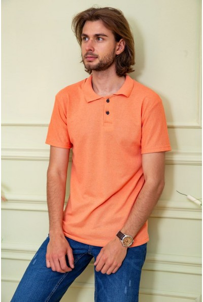 Поло мужское  цвет оранжевый 116R107 59559