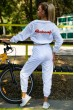 Спортивный  костюм женский 103R2006 цвет Белый стоимость
