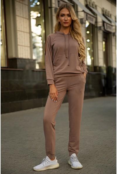 Спорт костюм жен. 112R526 цвет Бежевый