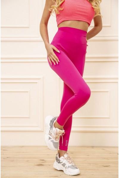 Лосины женские 117R060 цвет Розовый