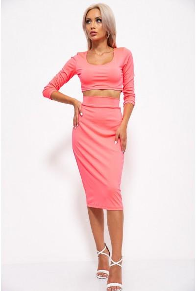 Костюм женский 150R416 цвет Розовый