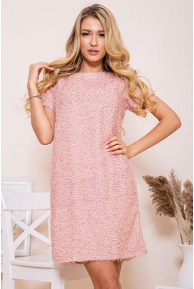 Платье женское 115R157 цвет Пудровый