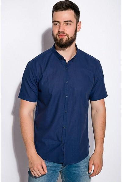 Рубашка синяя 511F017