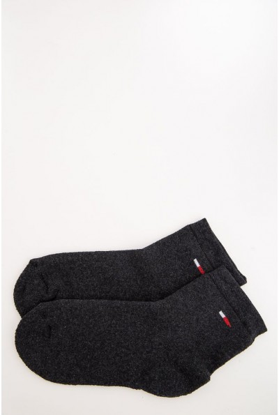 Носки мужские 131R31705-2 цвет Темно-серый