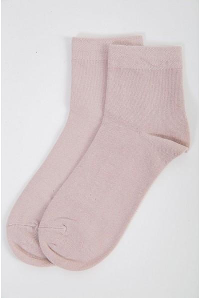 Носки женские 151R2639 цвет Пудровый