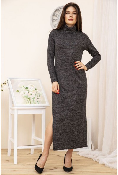 Платье 167R1244-3 цвет Грифельный