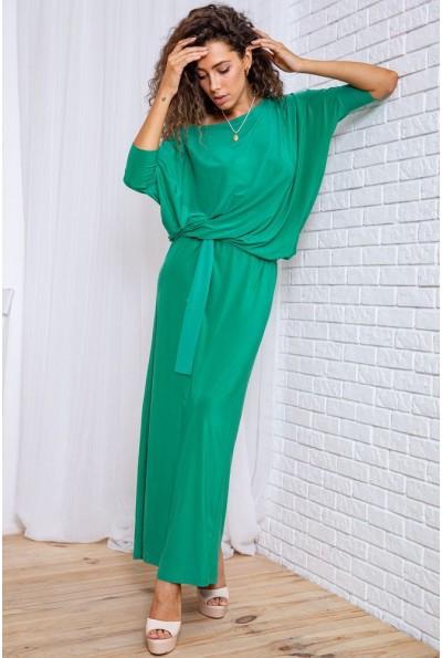Платье 167R3-6 цвет Зеленый 62256