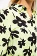 Блуза 115R119-6 цвет Желто-черный скидка