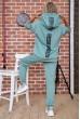 Спорт костюм женский  цвет оливковый 177R008 стоимость