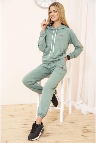 Спорт костюм жен. 129R1467-14 цвет Оливковый