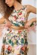 Платье 167R0117 цвет Золотистый скидка
