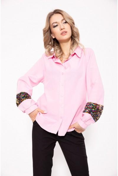 Рубашка женская 103R070 цвет Розовый