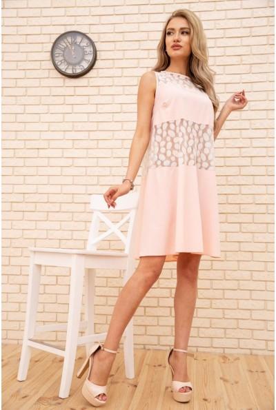 Платье 167R1644 цвет Розовый 55289