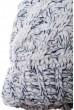 Шапка женская крупная вязка  AG-0008324 цвет Серо-сизый недорого